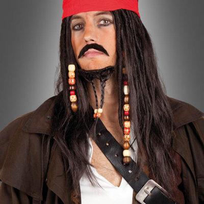 Piratenverkleidung - Aussehen wie Jack Sparrow