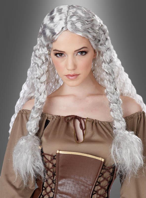 Wikinger Prinzessin Perücke