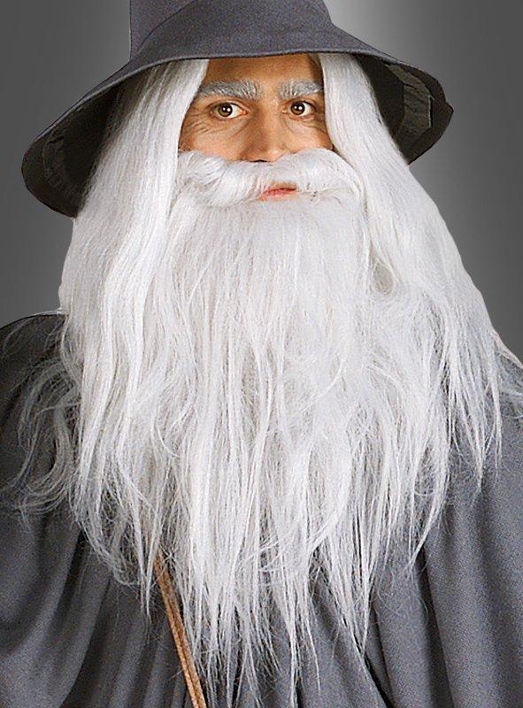gandalf perueck und bart