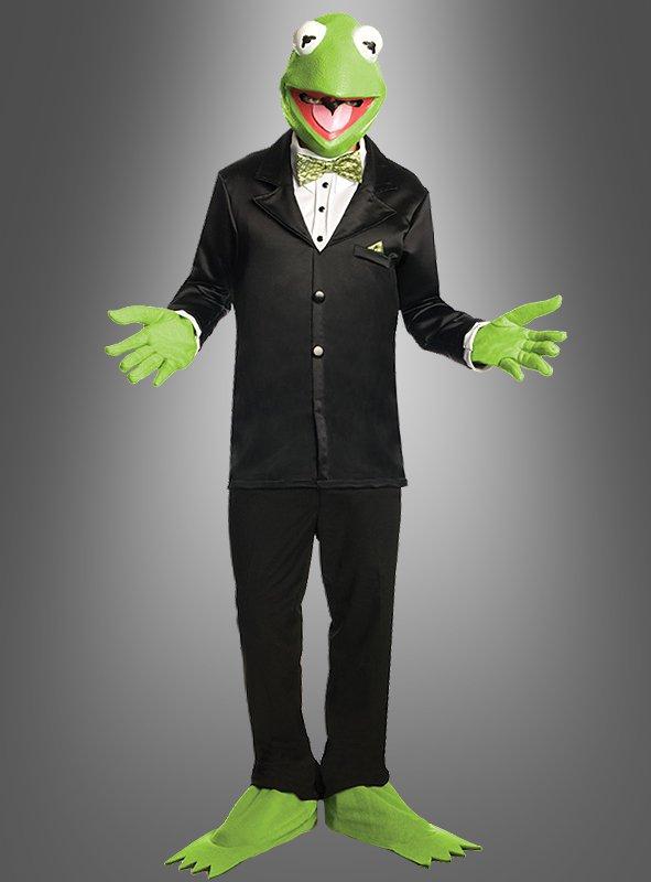 muppet show - kermit der frosch kostüm