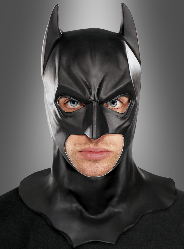Batman Vollmaske für Erwachsene