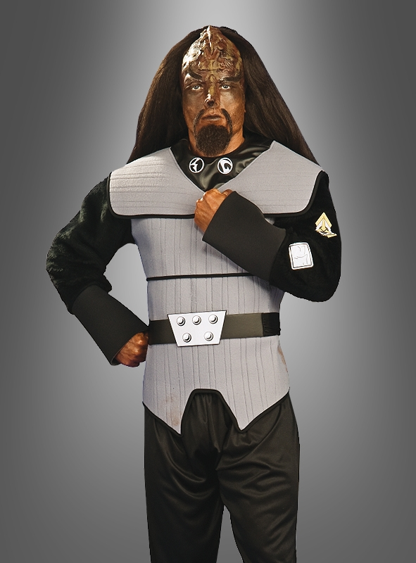 Star Trek Klingonen Worf Kostüm